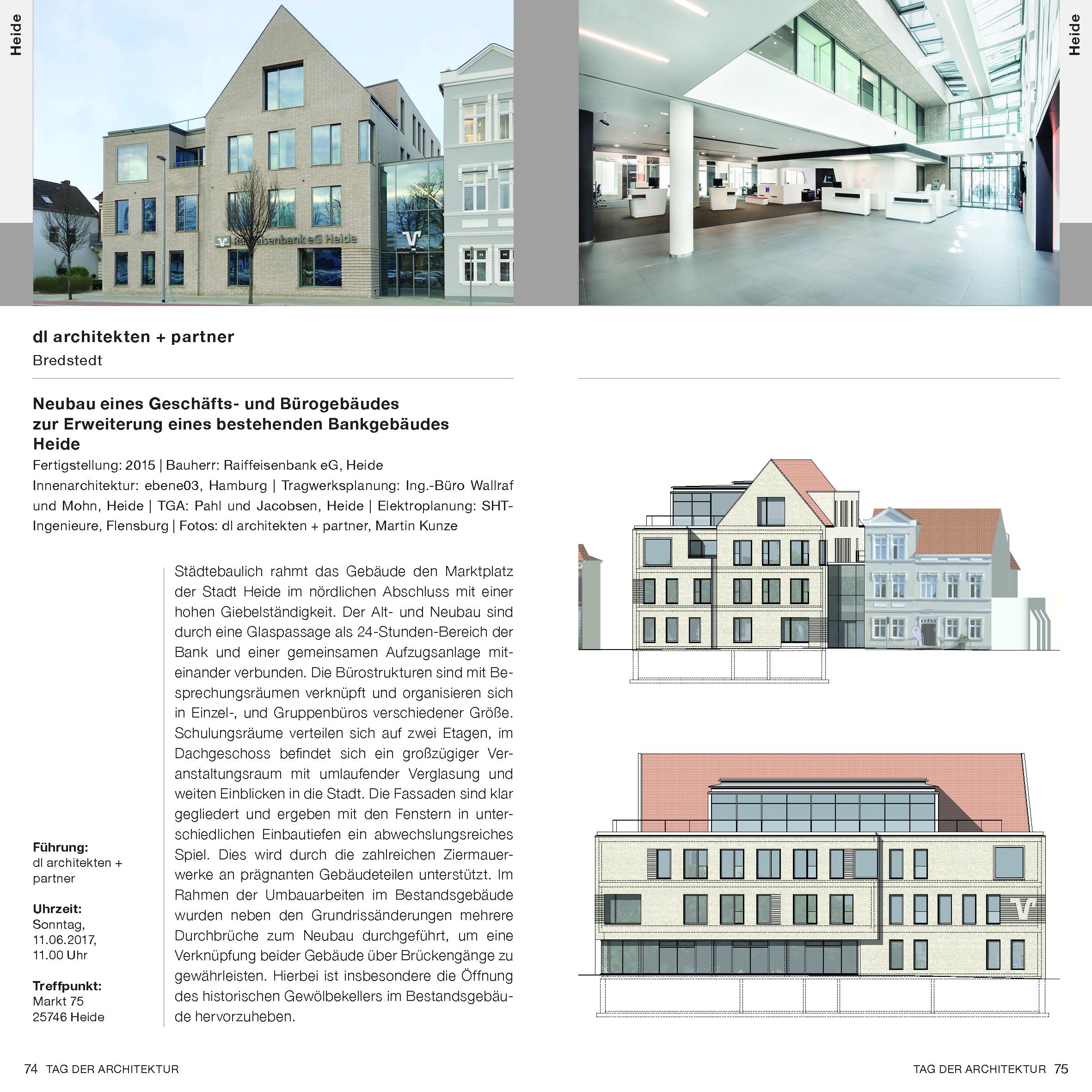 Architekt Flensburg archiv der jahre 2005 2017 architekten und ingenieurkammer