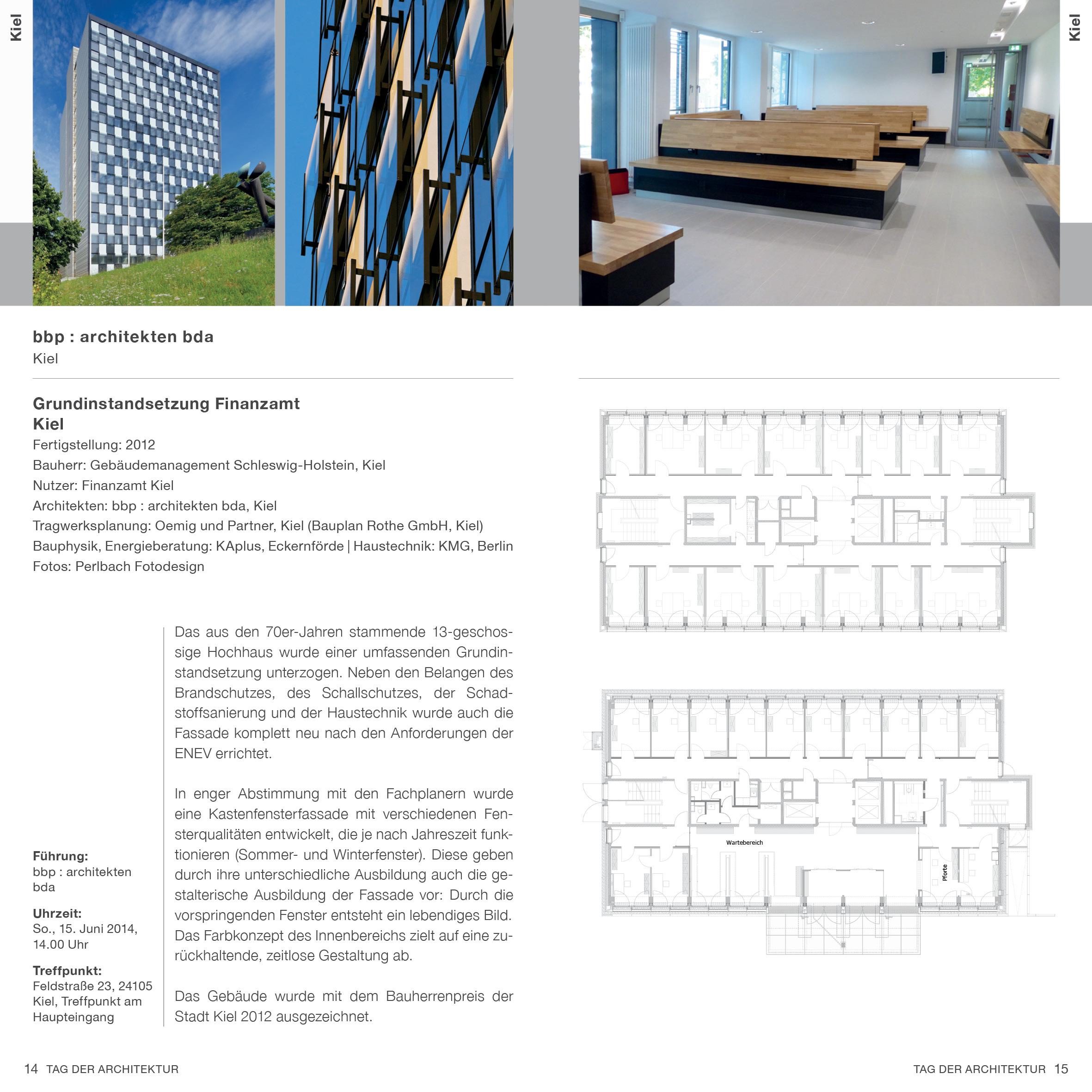Kiel Architekten archiv der jahre 2005 2017 architekten und ingenieurkammer