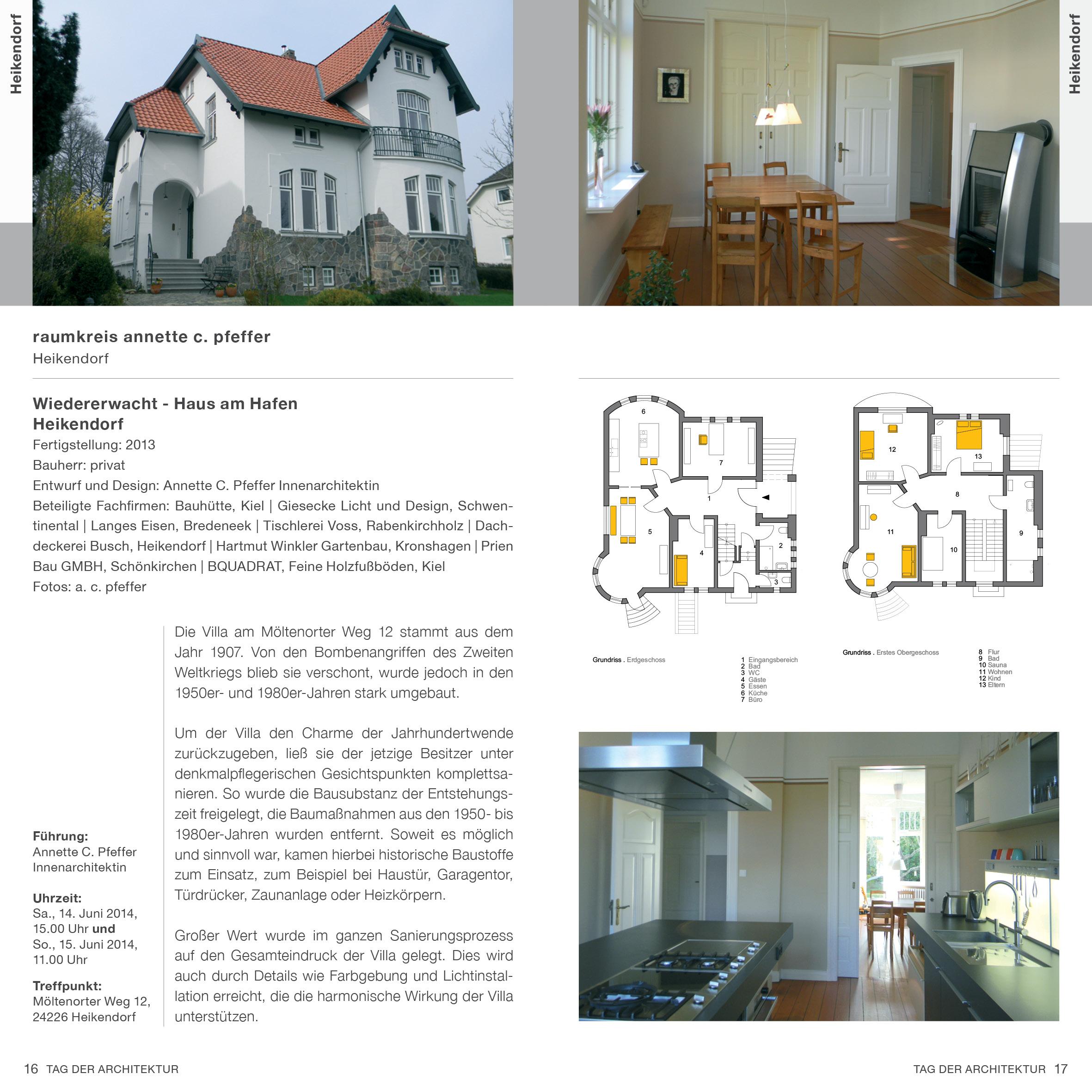 ... Heikendorf   Wiedererwacht U2013 Haus Am Hafen ...